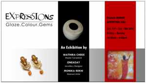 Expressions Exhibit 2016 @ Village Market